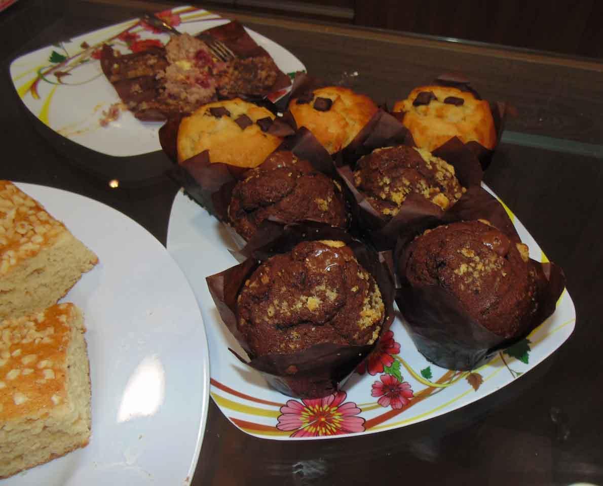Muffins da Casa