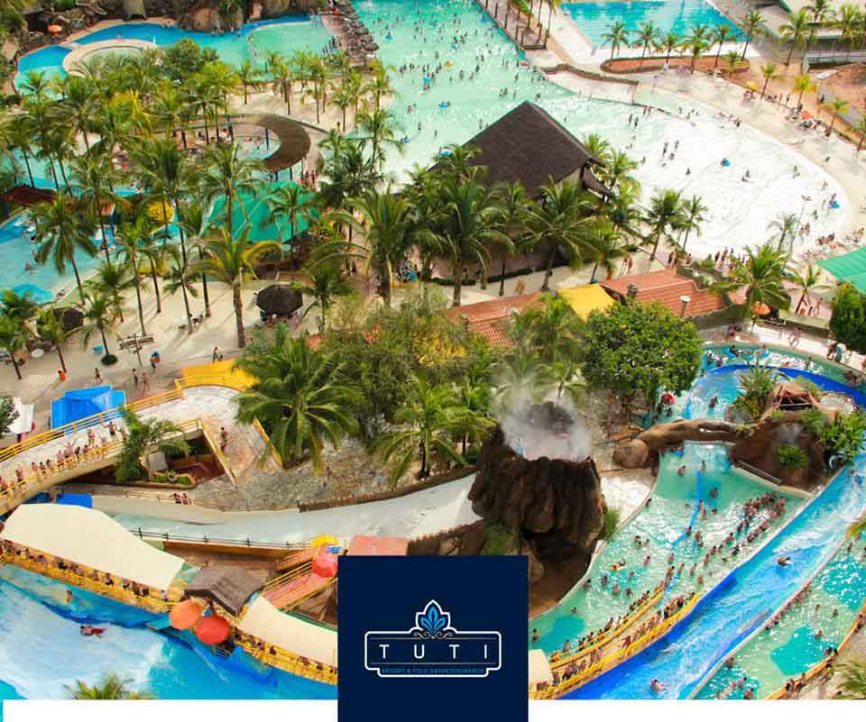 Já pensou curtir mais de 60 atrações, espalhadas em 260 mil m² de muito verde? Este é o Thermas Dos Laranjais, localizado em Olímpia/SP, a Orlando Caipira!