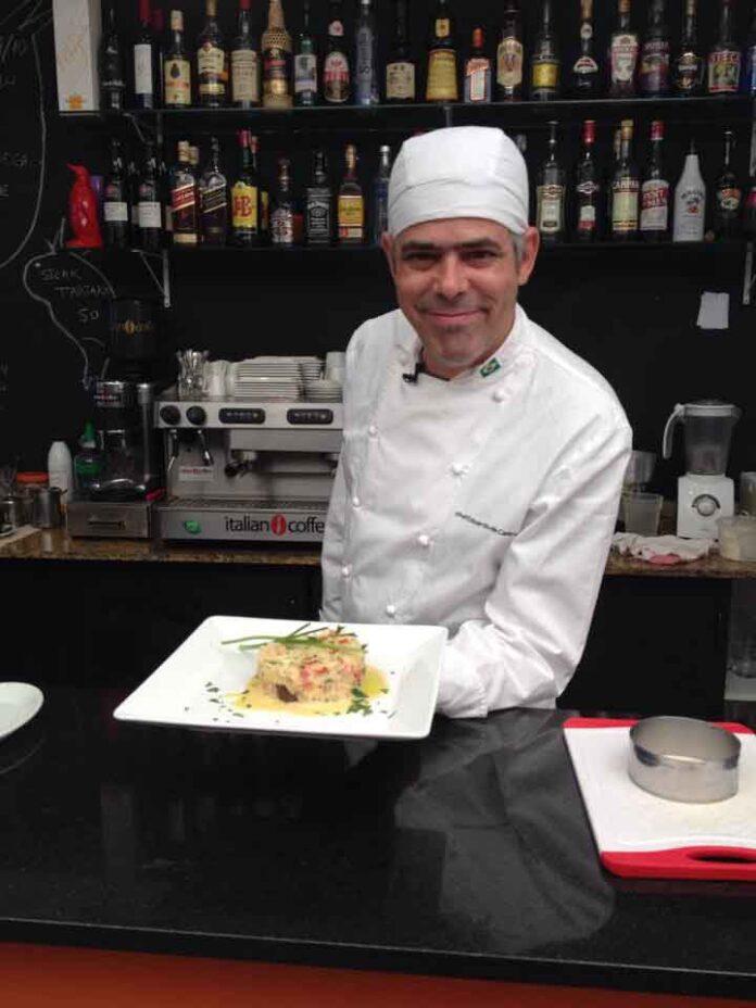 Eduardo de Castro, Chef português que passou por Rio Preto abre casa no Morumbi
