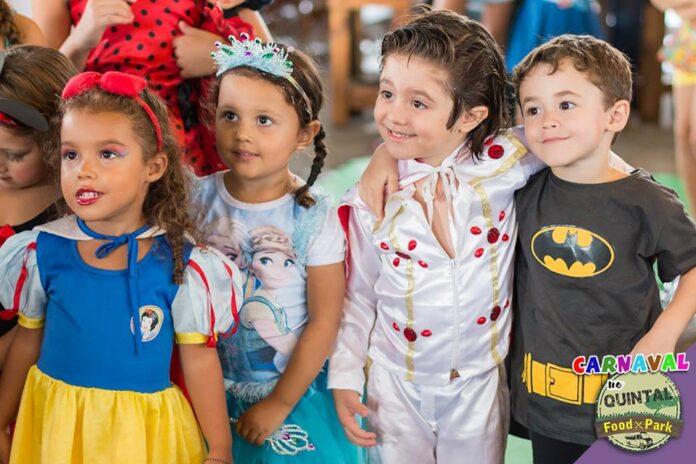 Quintal Food Park tem programação gratuita de carnaval