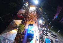 Olímpia - Carnaval tem desfiles das escolas de samba, show e trio elétrico na avenida Aurora