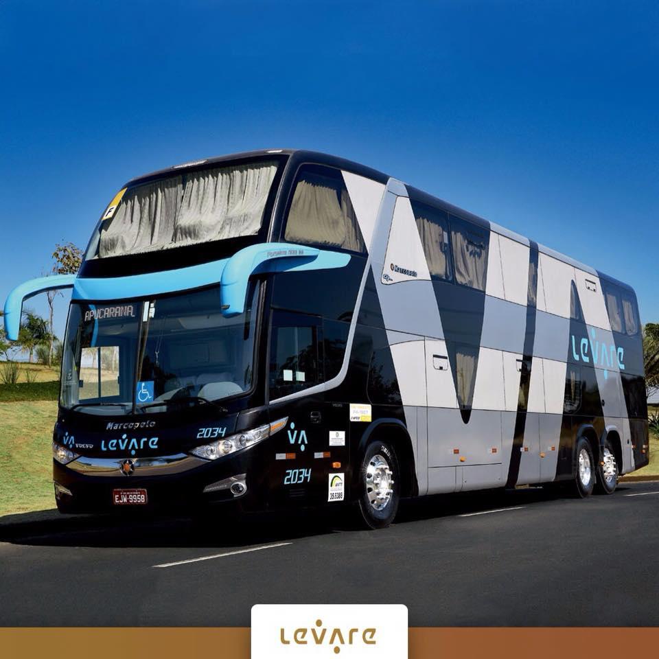 Rio Preto - Empresa investe R$ 2,1 milhões em novos ônibus com a tecnologia Relax Seat