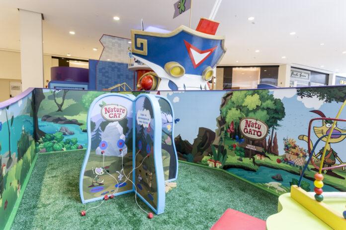 Iguatemi Rio Preto recebe o D Kids Arena, evento do canal Discovery Kids