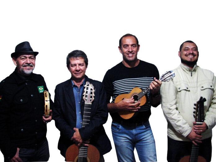 Banda Feitiço do Choro promete agito e descontração com sucessos de Ernesto Nazareth, Noel Rosa e Pixinguinha