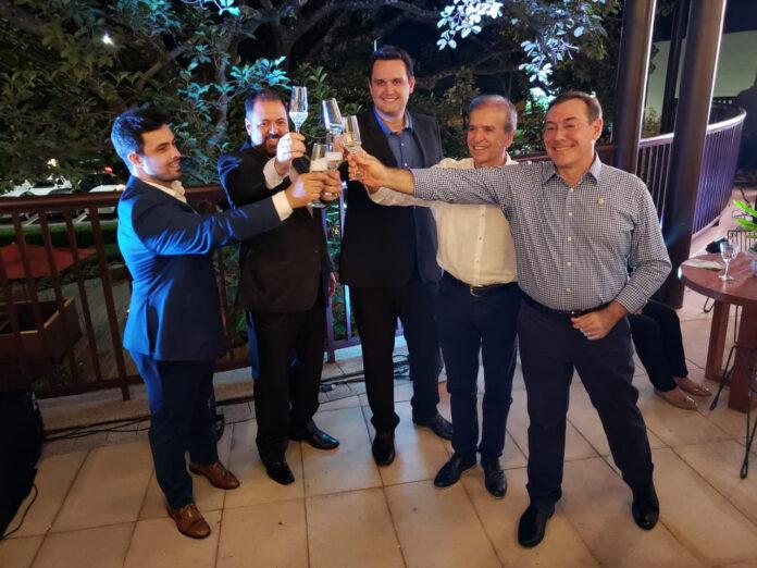 JK Hall Centro de Evento, no Iguatemi Rio Peto, faz festa de lançamento