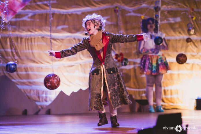 Domingo é Dia de Teatro estreia temporada 2019 no Iguatemi Rio Preto com O Pequeno Príncipe