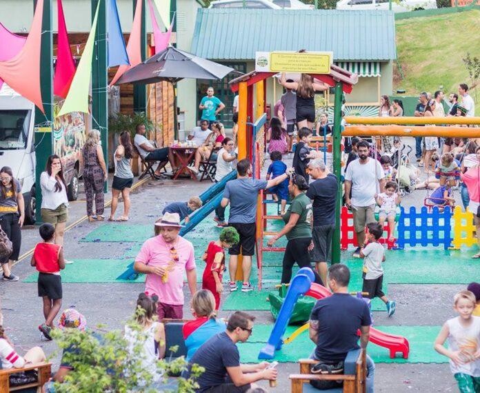 Carnaval para toda a família no Quintal Food Park